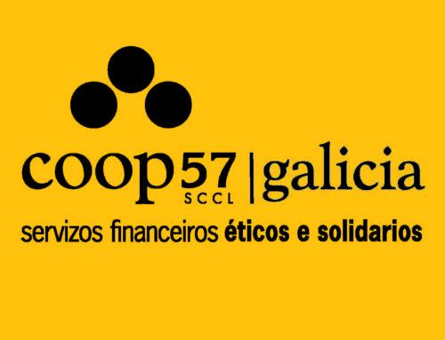 Coñece Coop57, servizos financeiros éticos e solidarios