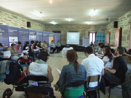 Desenvolvemento da Asemblea Xeral Ordinaria 2012 de UGACOTA