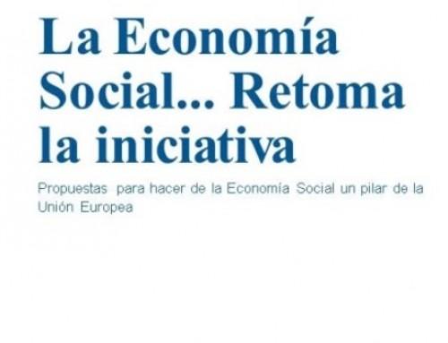 Europa elabora un Libro Branco sobre a Economía Social