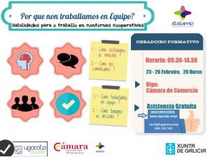 CARTAZ TRABALLAMOS EN EQUIPO_Vigo1