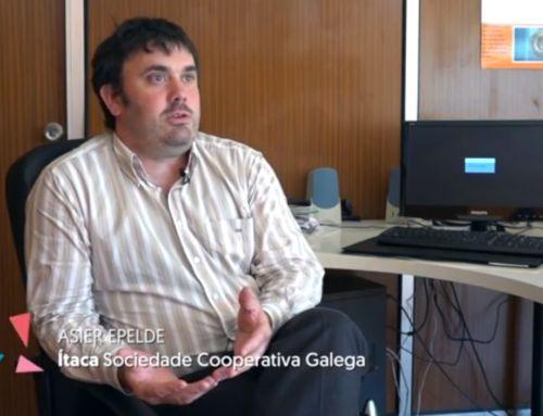 Ítaca Software Libre s. coop. galega   Premio á Promoción do Cooperativismo 2016