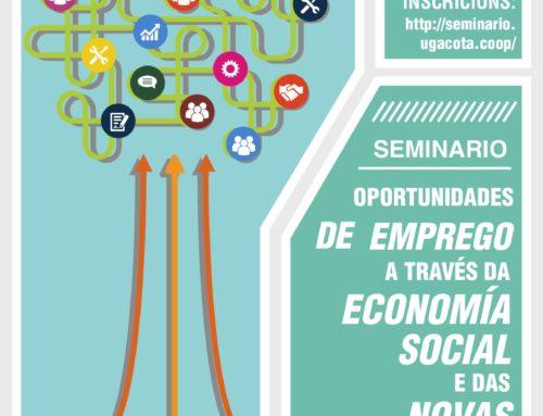 Protexido: Relatorios   Oportunidades de Emprego, a través da Economía Social e das Novas Economías   16/12/16