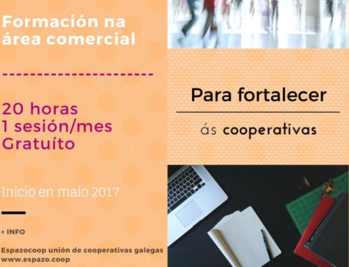 Formación comercial para fortalecer ás cooperativas | Inicio en maio