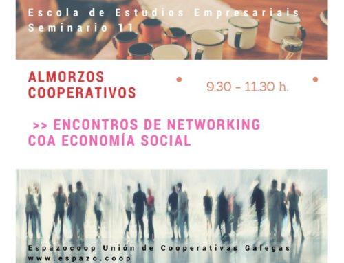 Almorzos cooperativos | Vigo 7 de xuño