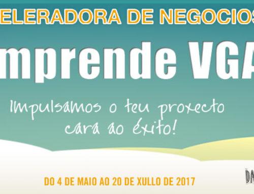 """""""Emprende VGA 2017"""" unha iniciativa do Concello de Vilagarcía e o coworking DalleqDalle S. Coop. Galega"""