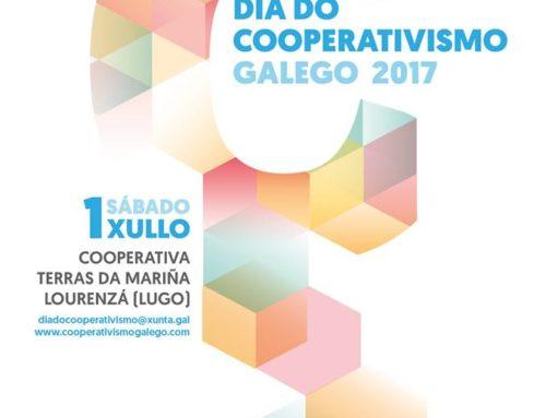 MES do cooperativismo 2017. Catro liñas de promoción que culminan co Día de Cooperativismo