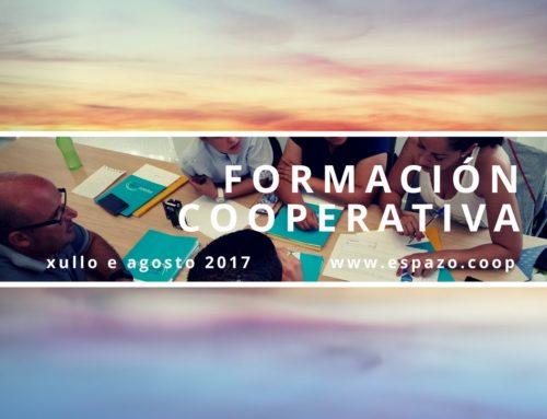 Formación cooperativa: xullo e agosto 2017