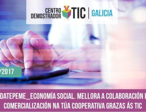 Mejora la colaboración y la comercialización en tu cooperativa gracias a las TIC | #UpdatePeme_Economía Social