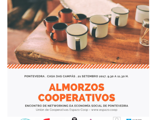 Encontro networking da Economía Social de Pontevedra