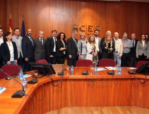 """Espazocoop presente na rolda de reunións do CES """"Por unha alianza no sector industrial galego"""""""