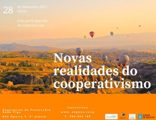 Novas realidades do cooperativismo | Vigo, 28/09