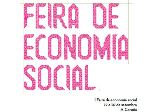 Feira de Economía Social | A Coruña, 29 e 30 de setembro