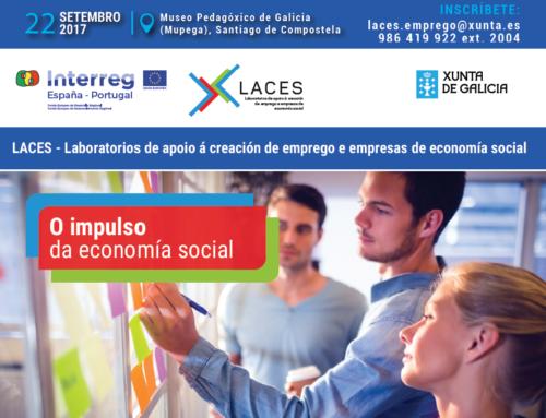 Xornada de presentación do PROXECTO LACES: Laboratorios de apoio á creación de emprego e empresas de economía social