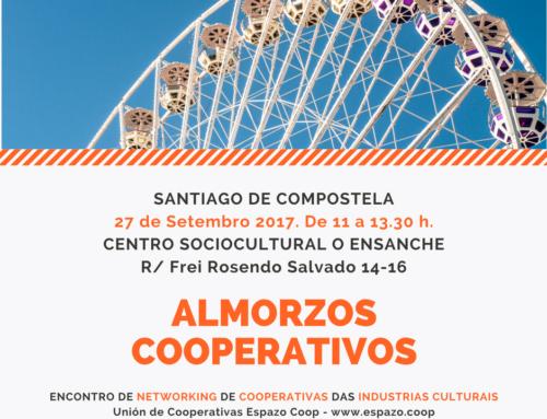 Encontro Networking – Cooperativas das industrias culturais