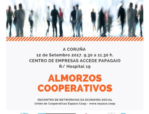 Almorzos cooperativos | A Coruña, 12 setembro