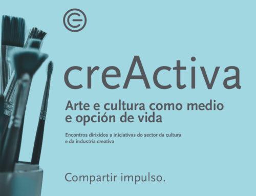 """Rexenerando colabora con Emprendemento Coruña impulsando """"CreActiva"""""""