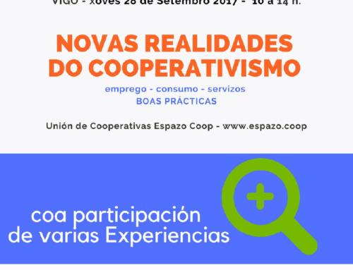 Nuevas realidades del cooperativismo y la economía social | Vigo, 28/09