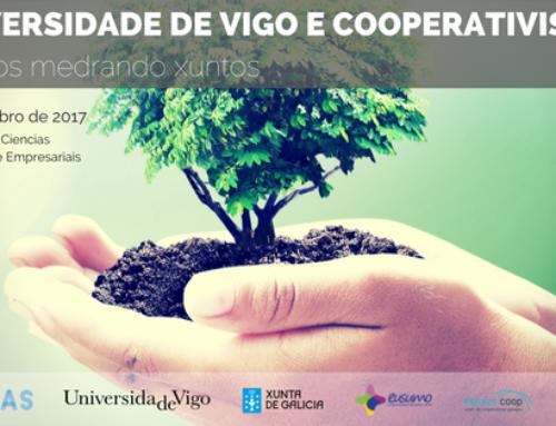 Jornada: Universidade de Vigo y Cooperativismo | 31 de octubre, Vigo