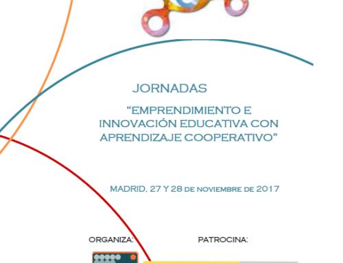Jornada: Emprendimiento e Innovación Educativa con Aprendizaje Cooperativo | UECoE 27 e 28 de novembro, Madrid