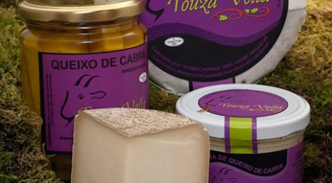 TOUZA VELLA, el queso de la cooperativa Como Cabras, premiado en World Cheese Awards 2017