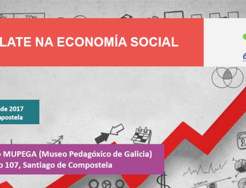 Mergúllate na Economía Social | Xornada para axentes intermedios, 13 de decembro