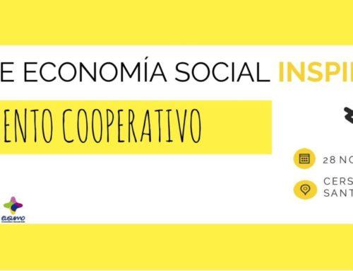 II Foro de Economía Social Inspiradora. Emprendemento Cooperativo | 28 novembro, Santiago