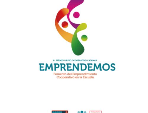 """Premio Emprendemos: """"Fomento do Emprendemento Cooperativo na Escola"""""""