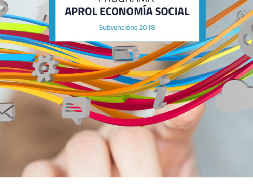 Axudas para o Fomento do Emprendemento en Economía Social – PROGRAMA APROL 2018