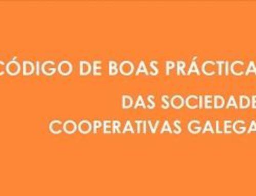 Código de Boas Prácticas das Cooperativas Galegas
