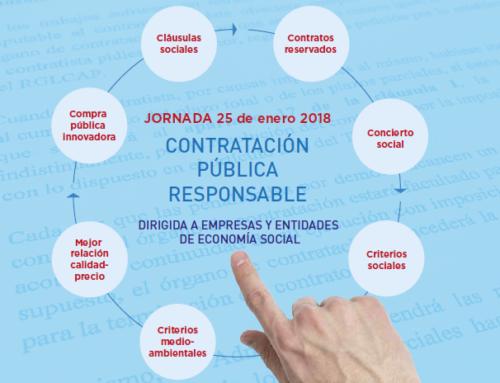 Xornada para analizar as oportunidades da Lei de Contratos Públicos na Economía Social | 25 xaneiro
