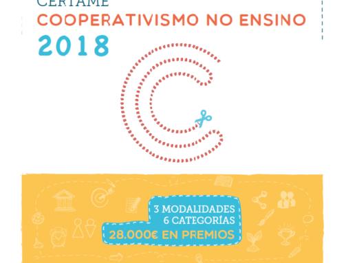 Certamen de Cooperativismo en la Enseñanza 2018