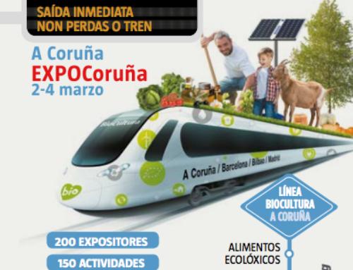 REAS Galicia en BioCultura | 2-4 de marzo, A Coruña