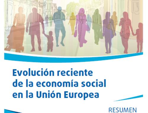 Evolución reciente de la economía social en la UE