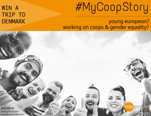 Concurso #MyCoopStory – Historias cooperativas de igualdad de género