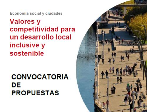 As cooperativas poden presentar iniciativas no 'Foro Internacional de Economía Social'