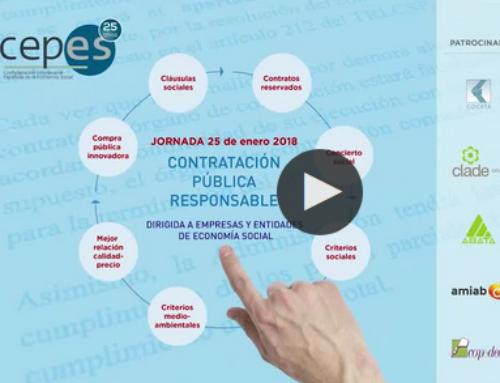 Vídeos da xornada 'Contratación Pública Responsable'