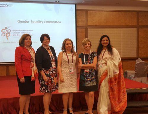 Declaración da ACI para o Día Internacional da Muller 2018