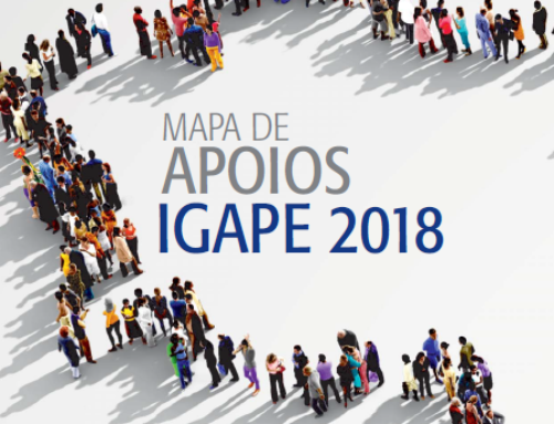 Mapa de Apoyos del IGAPE 2018