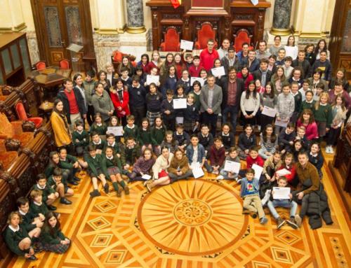 SEMENTE promueve las cooperativas y sus valores entre alumnado de centros de enseñanza de A Coruña