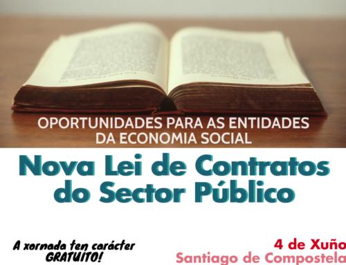 Nueva Ley de Contratos del Sector Público: Oportunidades para Cooperativas y entidades de Economía Social | 04/Junio