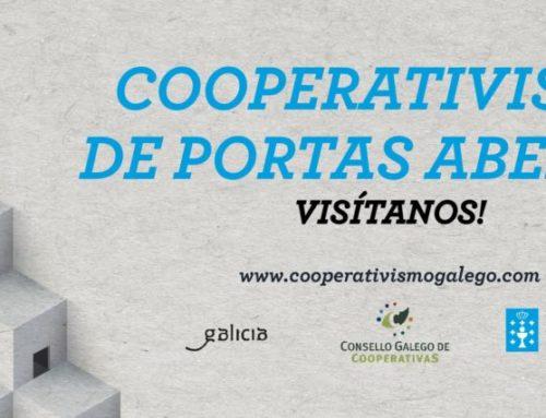 O cooperativismo volve a estar de portas abertas o venres 6 de xullo!