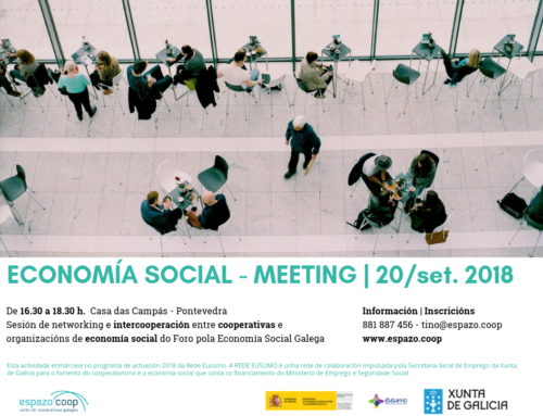ECONOMÍA SOCIAL MEETING, 20 setembro | Intercooperamos!