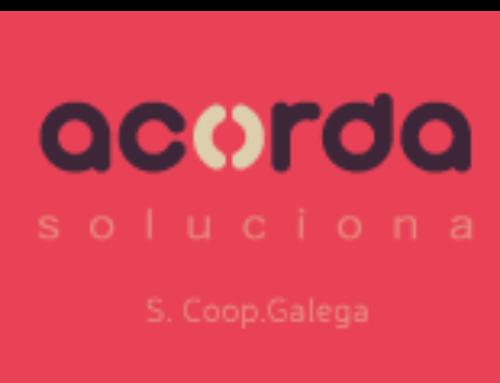 'Todo o que debes saber sobre o Regulamento de Protección de Datos' | Organiza Cooperativa ACORDA, 29 Nov. | Vigo
