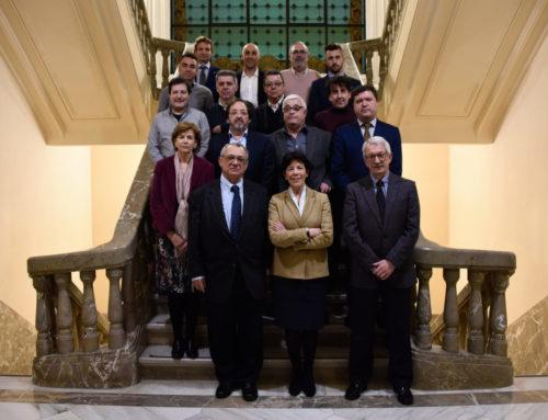 UECoE reuniuse coa Ministra de Educación e Formación Profesional