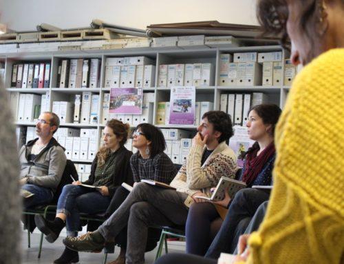 Nova formación en Facilitación: Ei ti, sé ti! | Cooperativa Rexenerando