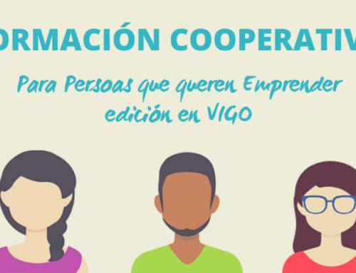 Formación Cooperativa para Persoas que queren Emprender | Edición en Vigo, Xaneiro