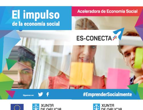 ES-CONECTA, Aceleradora de Economía Social | Convocatoria aberta ata 23/xaneiro