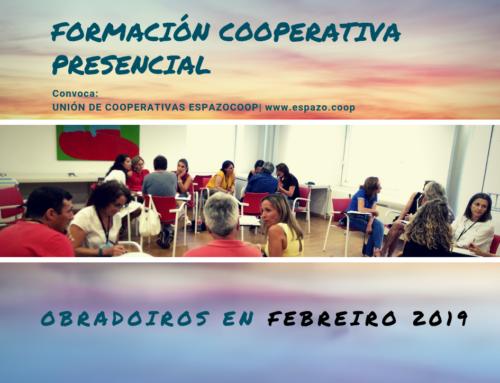 Obradoiros presenciais, Febreiro | Unión de Cooperativas EspazoCoop