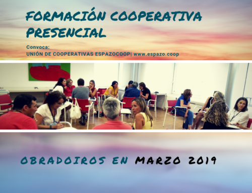 Obradoiros presenciais, Marzo | Unión de Cooperativas EspazoCoop