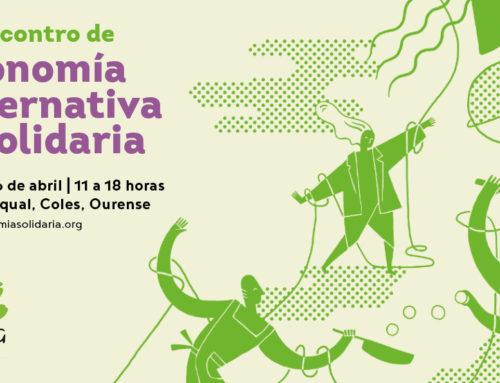 4º Encontro Economía Alternativa e Solidaria de Galicia | sábado 6 de abril, Coles